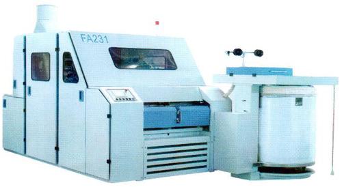 fa2231型梳棉机